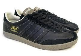 adidas universal black