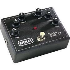 mxr bass
