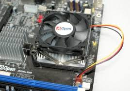 intel pentium 4 cooler