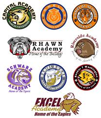 logos of schools