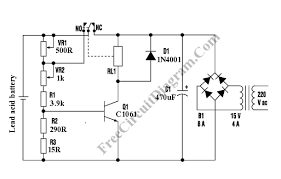battery charger design