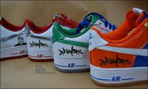 air force ones collection