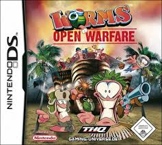 nintendo ds worms