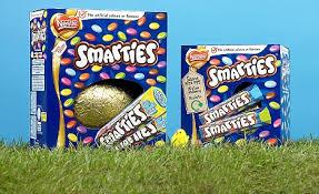nestle easter eggs