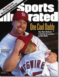 mark mcgwire baseball