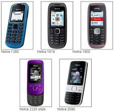 latest nokia phone models