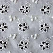eyelet fabrics