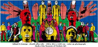 gilbert and george artwork