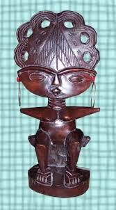 african fertility dolls