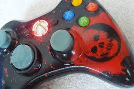 gears of war controllers
