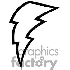 clip art lightning