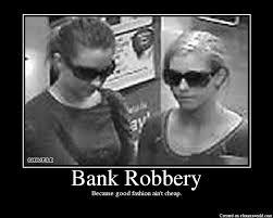 bank robbery photos