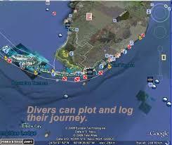 google earth spots