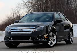 ford 2010 fusion
