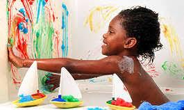 kid bathtub