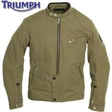 triumph camden jacket
