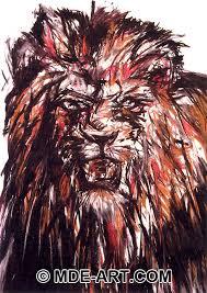 pen paintings