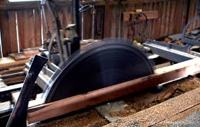 sawing mill