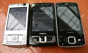 nokia n96 versus iphone