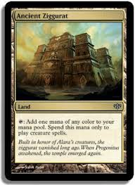magic the gathering lands