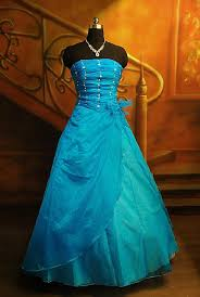 formal ball dress