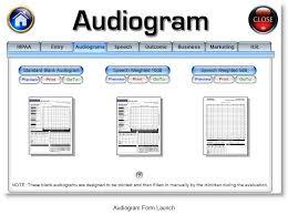 audiogram forms