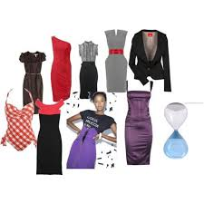 dresses for hourglass
