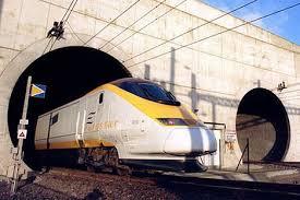channel tunnel eurostar