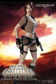 lara croft action figure