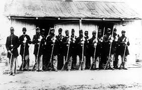 pictures of african americans in the civil war