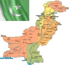pakistan islamabad map