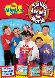 the wiggles sailing around the world