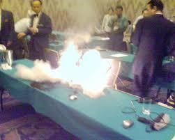 dell explosion