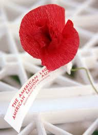 american legion poppies
