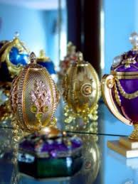 peter carl faberge eggs