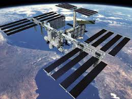 image from space