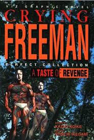 crying freeman comics