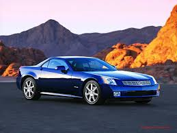 cadillac xlr photos