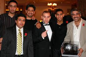 amir khan family photo