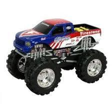 bigfoot monster truck toys