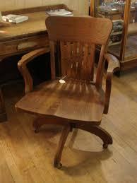 antique swivel chair