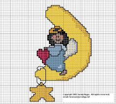 angel cross stitch designs