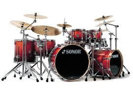 sonor drums set