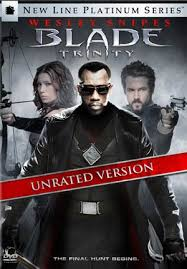 blade dvd cover