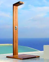 outdoor showers designs