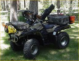 hunting atv