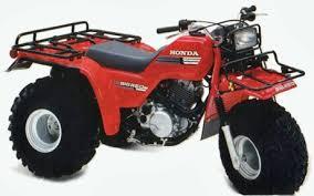 3 wheel atvs