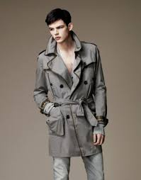 mens burberry jackets