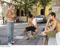 italian models men