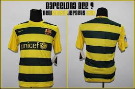 barcelona 3rd shirt